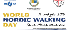 World Nordic walking Day - Baunei