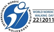 Nordic Walking Day 2011